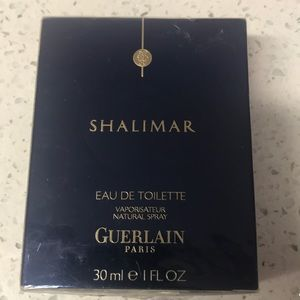 SHALIMAR  GUERLAIN PARIS NATURAL SPRAY